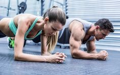 Pronta para encarar um desafio fitness? Prepare-se para prancha e muito mais que está bombando no Pinterest