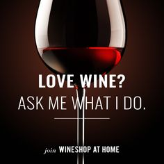 If you love wine - you've come to the right place. Ask me about my WineShop At Home business today! https://multibra.in/8kxq4