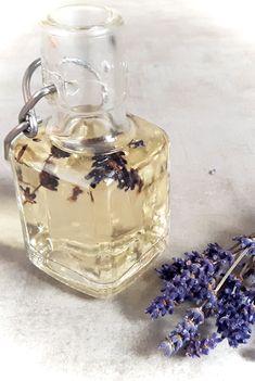 DIY Lavendelöl selber machen