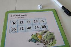 Bewegend leren: werkt het? Met tips • Juf Maike - tips voor de ontwikkeling Kids Education, Homeschool, Tips, Maths, Numbers, Stage, Early Education, Homeschooling, Counseling