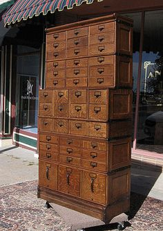 a666300609d9 23 Best Antique Bank of Drawers   Antique Apothecary Drawers images ...