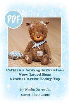 PATTERN  BONUS Sewing Instruction  Instant Download PDF