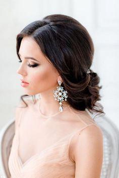 Frisuren mit Wow-Effekt! Die 50 schönsten Hochzeitsfrisuren für Braut…                                                                                                                                                                                 Mehr