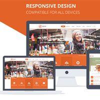 Fresh 20 Website Templates for New Designers