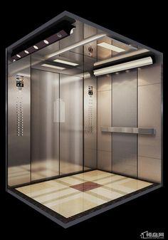电梯轿厢 - Google 搜索