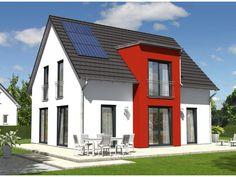 Hausbau modern satteldach  Noblesse 128 - #Einfamilienhaus von Bau Braune Inh. Sven Lehner ...