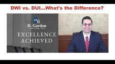 What is the Difference? DWI vs DUI in Texas (469) 718-2020