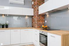 Kuchnia styl Industrialny - zdjęcie od Justyna Lewicka Design - Kuchnia - Styl Industrialny - Justyna Lewicka Design