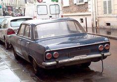 Pour ce samedi sur #BonjourLaVieille, une #Opel #Rekord 1900