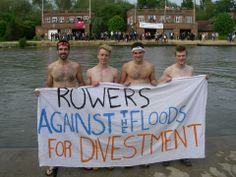 JOIN the University of Oxford rowing team in urging Oxford to divest from fossil fuels! http://campaigns.gofossilfree.org/petitions/fossil-free-oxford