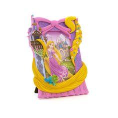 Disneyland Paris Rapunzel Photo Frame ($31) ❤ liked on Polyvore featuring home, home decor, frames, princess picture frames, paris home decor, parisian home decor, colorful picture frames and paris picture frames