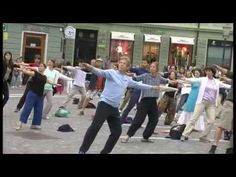 Flashmob Bothmer Movement in Ljubljana - YouTube