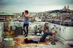 PARIS, Rome + Copenhagen?