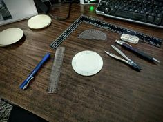 About to create two sets of coasters. Let's see how this turns out!  #pyrography #lockesluckymoonnstars