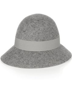 Stella McCartney, bucket hat, $300 - Hat Attack: Chic Toppers for Fall