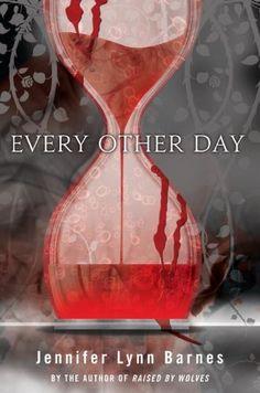 Every Other Day by Jennifer Lynn Barnes, http://www.amazon.com/dp/1606844156/ref=cm_sw_r_pi_dp_R5sisb1D0P89G