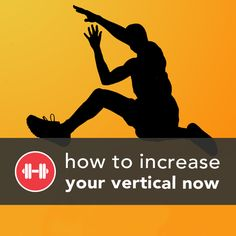 How to Increase Your Vertical Jump Now - great for vb training