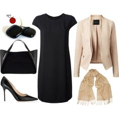 Tuesday Office Attire business attire business travel outfit casual chic office attire dress ...