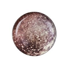 Add eye-catching design to your home with this wonderfully unique Callisto plate from Diesel with Seletti. Callisto, the beautiful third moon of Jupiter, is scaled down and printed on this unique p...