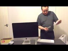 iMac Unboxing