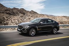BMW introduces second generation X6 sports activity coupe