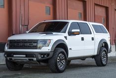 Bid for the chance to own a No Reserve: Roush Off-Road 2013 Ford Raptor at auction with Bring a Trailer, the home of the best vintage and classic cars online. Bed Cap, Bed Liner, Six Speed, Performance Exhaust, Oxford White, Four Wheel Drive, Classic Cars Online, Rear Window, Ford Svt Raptor