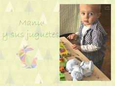 Los juguestes de Manu #Cuneros #Rattles
