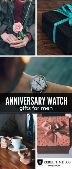 Mens anniversary watch aviator style with stainless steel - If you love quality aviator watches as much as we do, shop http://www.rebeltime.com/watches
