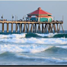1000 images about beach piers on pinterest pismo beach for Huntington beach pier fishing