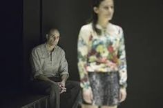 view from the bridge young vic mark strong - Google Search
