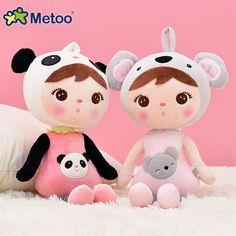 45cm Plush Sweet Cute Lovely Stuffed Baby Kids Toys for Girls Birthday  Christmas Gift Cute Girl 5f8aa3d3983f4
