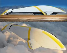 The All-Electric Aether Luxury Airship by Mac Byers Could Usher In A New Era Of Air Travel.