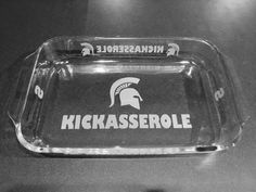 MSU Spartans Kickasserole  Shipped For FREE by IslandGraphics