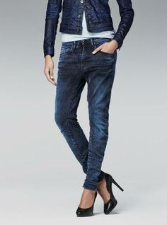 G-Star RAW - Arc 3d Tapered Coloured Jeans - Women - Colour jeans