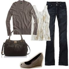 yes colors yes shoes yes shirt yes jeans no purse. and i don't say no to purses easily...