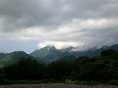 菰野町大羽根園地区 雨上がり  平成24年9月1日早朝撮影