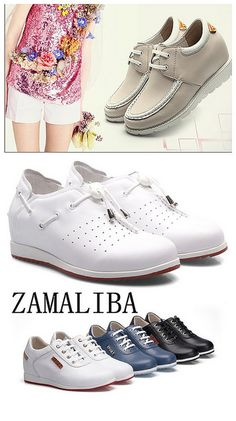 sport elevator shoes for women