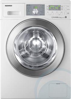 8.5kg Front Load Samsung Washing Machine WF0854W8E - Appliancesonline.com.au