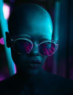 Photography / Mathew Guido Fashion / Mark John Tripp Model / Naro @ Next Hair & Make Up / Richard J