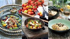 Acai Bowl, Breakfast, Ethnic Recipes, Food, Lights, Tomatoes, Acai Berry Bowl, Morning Coffee, Essen