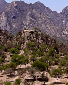 "Inca ruins at ""El Shincal"", Argentina on tour from Mendoza to Salta.   -lbk-"