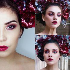 Tutorial – makeup inspirada em Júpiter de Mila Kunis    por Bruna Tavares | Pausa para feminices       - http://modatrade.com.br/tutorial-a-makeup-inspirada-em-j-piter-de-mila-kunis