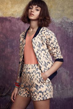 FROCKAGE: Saloni Spring 2015 RTW Collection
