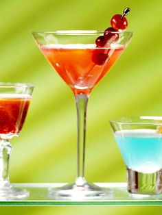 Celebrate the season with a fun and fancy Cranberry Martini: http://www.bhg.com/recipes/drinks/seasonal/11-fall-drink-recipes/?socsrc=bhgpin120713cranberrymartini&page=8