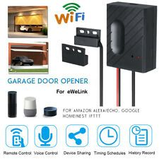 Smart App Wifi Switch Garage Door Remote Voice Control Car Garage Door Opener In 2020 Garage Doors Garage Door Opener Remote Smart Garage Door Opener
