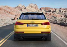 Audi Q3 e-tron : une nouvelle génération très branchée
