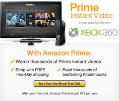 Amazon Prime includes unlimited, commercial-free, instant streaming of thousands of movies and TV shows