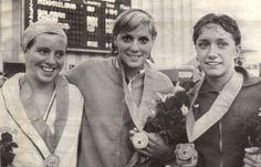 #piscine #Caron #ChristineCaron #championne #natation #JO #Olympique