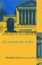 """El mundo de sofía"" by Jostein Gaarder helped me to awake the critical spirit at 15 Best Books To Read, I Love Books, Good Books, My Books, Sophie's World, Book Writer, Film Books, Make New Friends, Book Title"