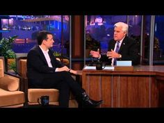Even leftist audience cheers charismatic Ted Cruz on Jay Leno Show - YouTube